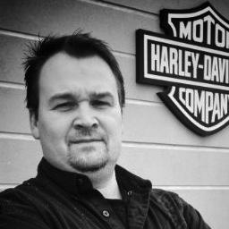매튜 궬러(Matthew Gueller) - 할리 데이비슨(Harley-Davidson)