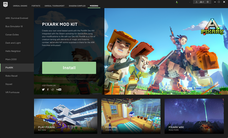 Create Your Own Voxel-Based World With the PixARK Dev Kit