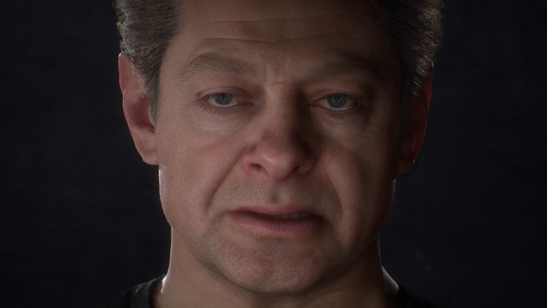 epic games and 3lateral introduce digital andy serkis