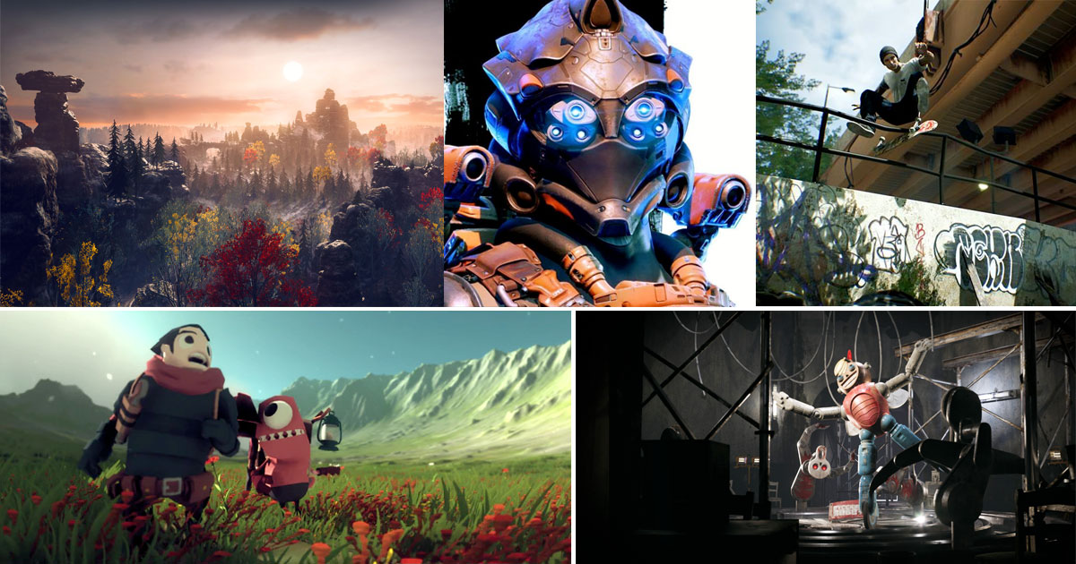 Epic Games Announces $1 Million in Unreal Dev Grants