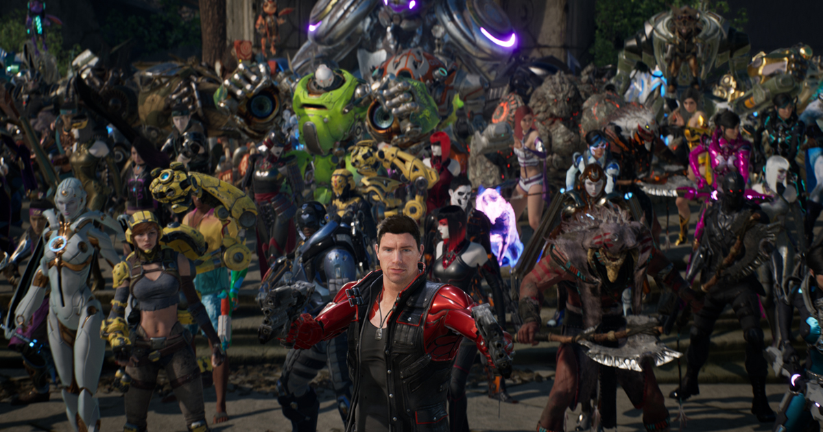 epic games releases 12 million worth of paragon assets for free