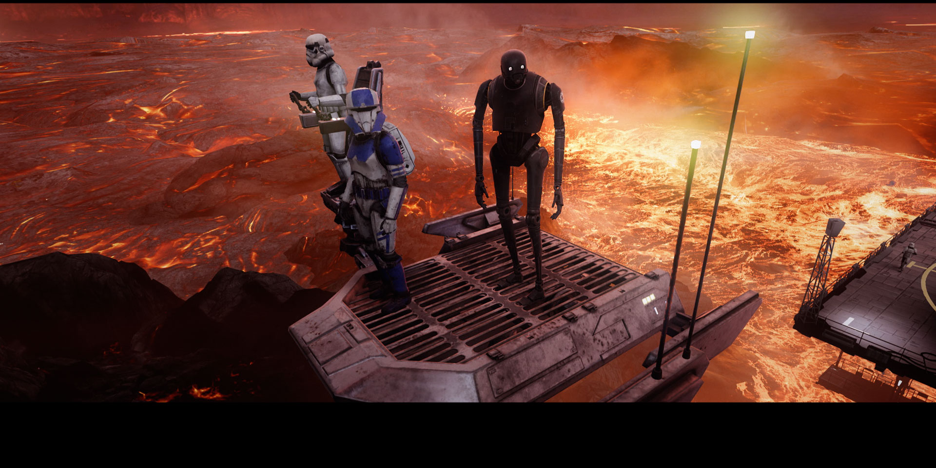 これまでの仮想体験を超えた VR 体験アトラクション『Star Wars:Secrets of the Empire』