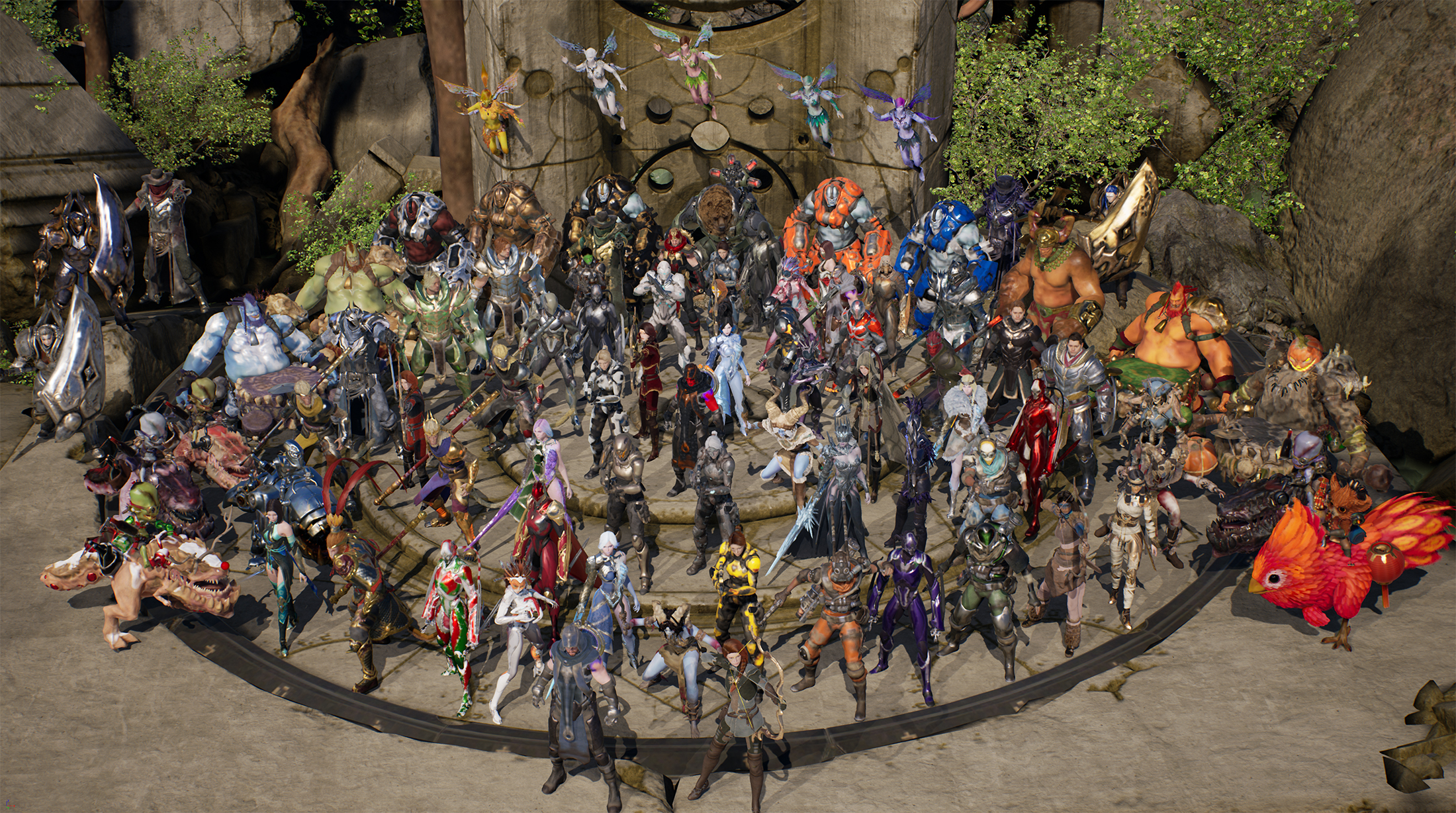 Final Round of Free Paragon Assets Released
