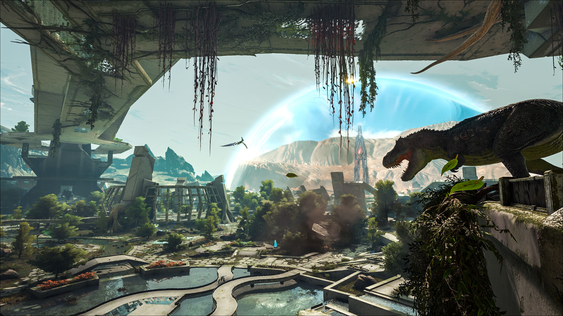 How Studio Wildcard's 'Extinction' Expansion Evolves the ARK