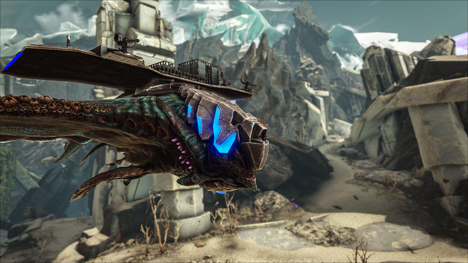 How Studio Wildcard's 'Extinction' Expansion Evolves the ARK