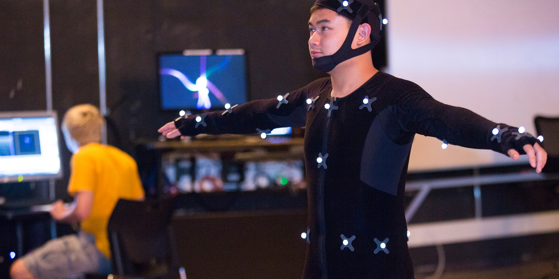 Instructor Designs Motion Capture Classroom Using Unreal
