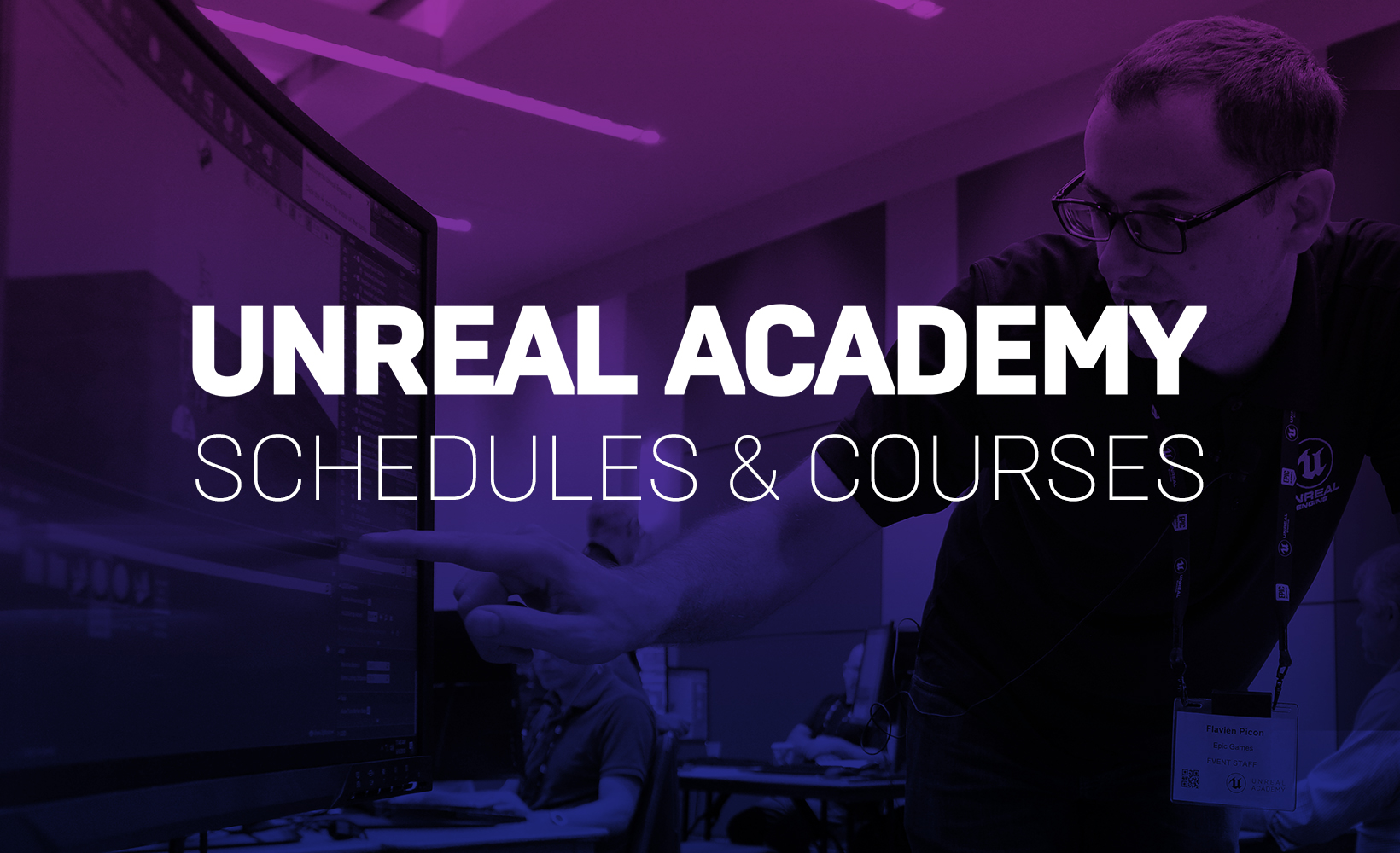 Join us for Unreal Academy Enterprise, London