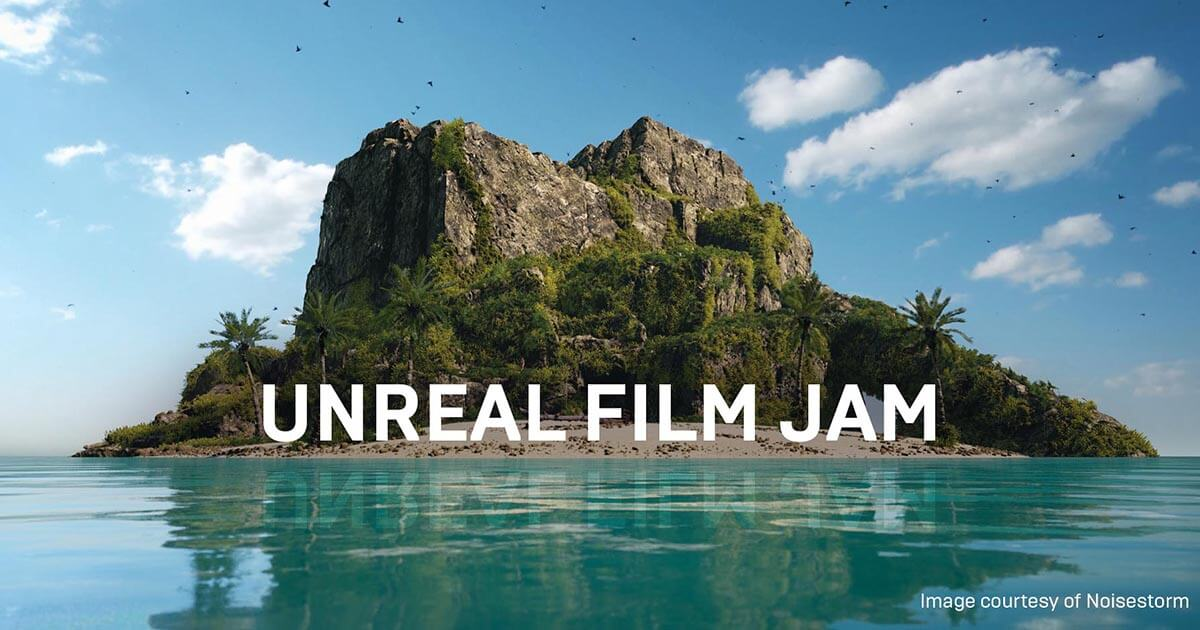 Jump in the director's seat and join the first-ever Unreal