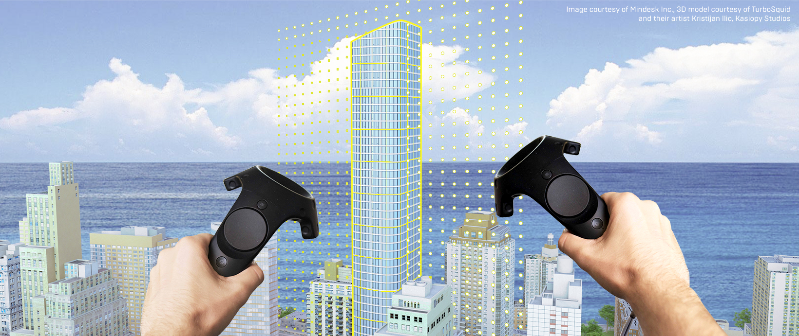 Mindesk brings real-time rendering to VR CAD modeling with