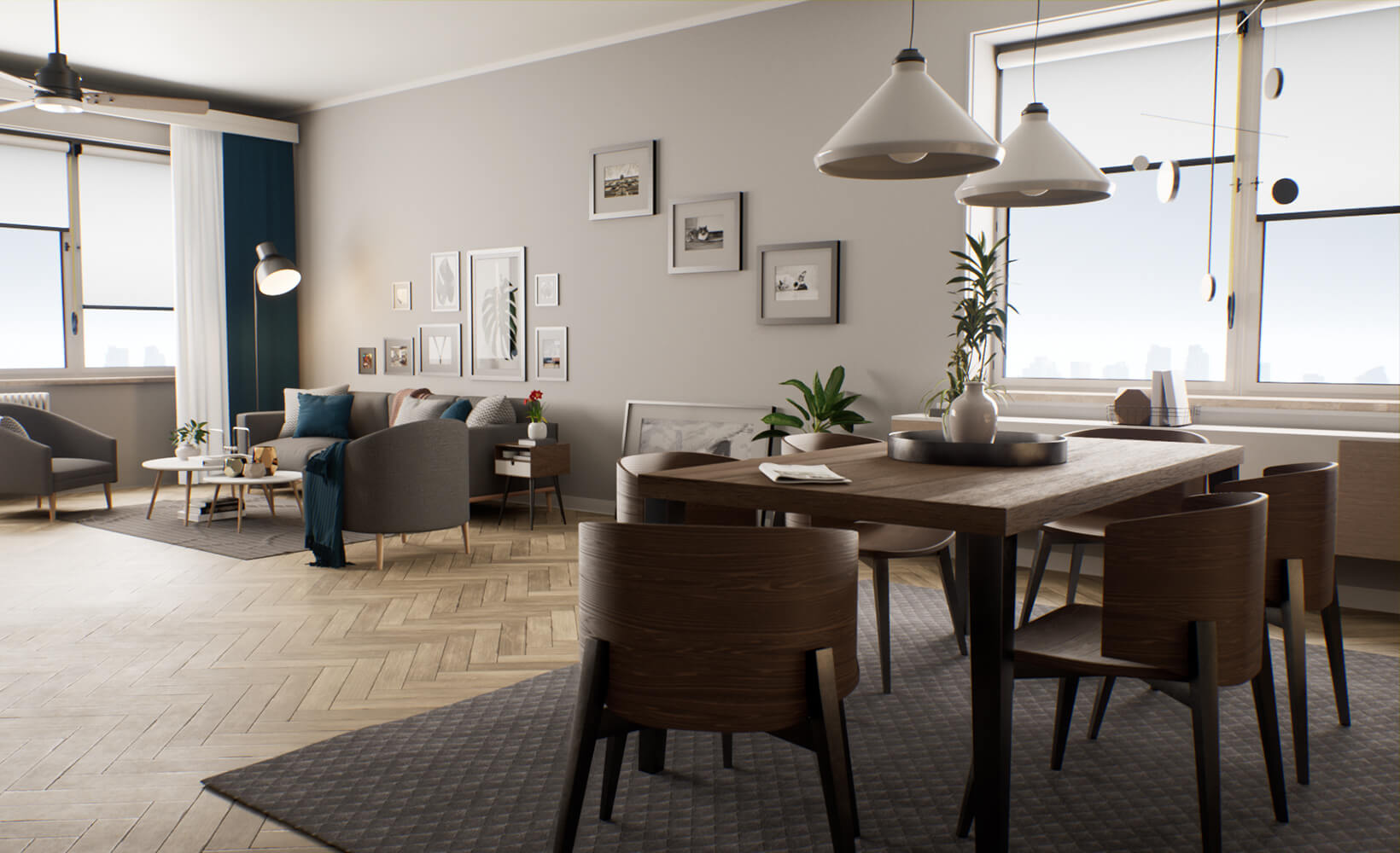 New Archviz Interior Rendering Sample Project Now Available Unreal Engine