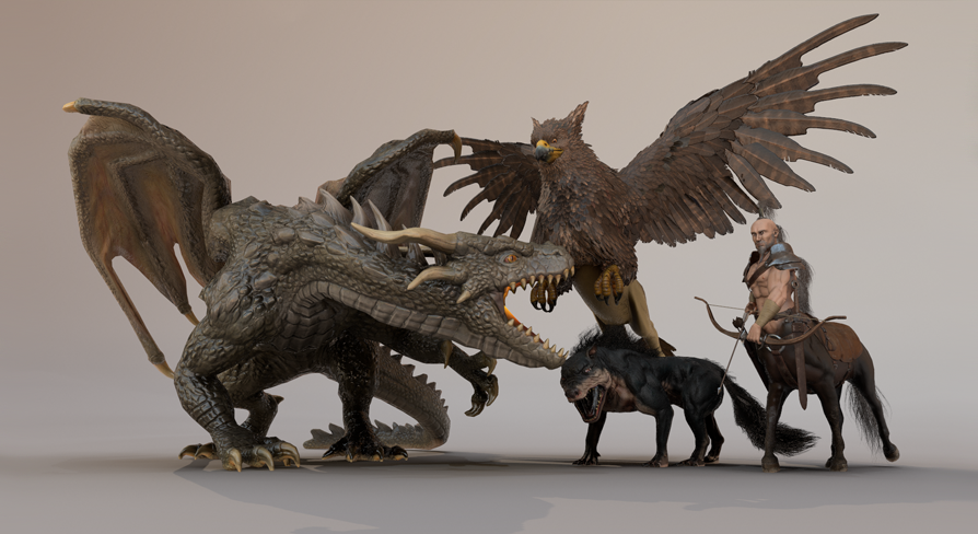 17_QuadrapedFantasyCreatures_Screenshot_1.png