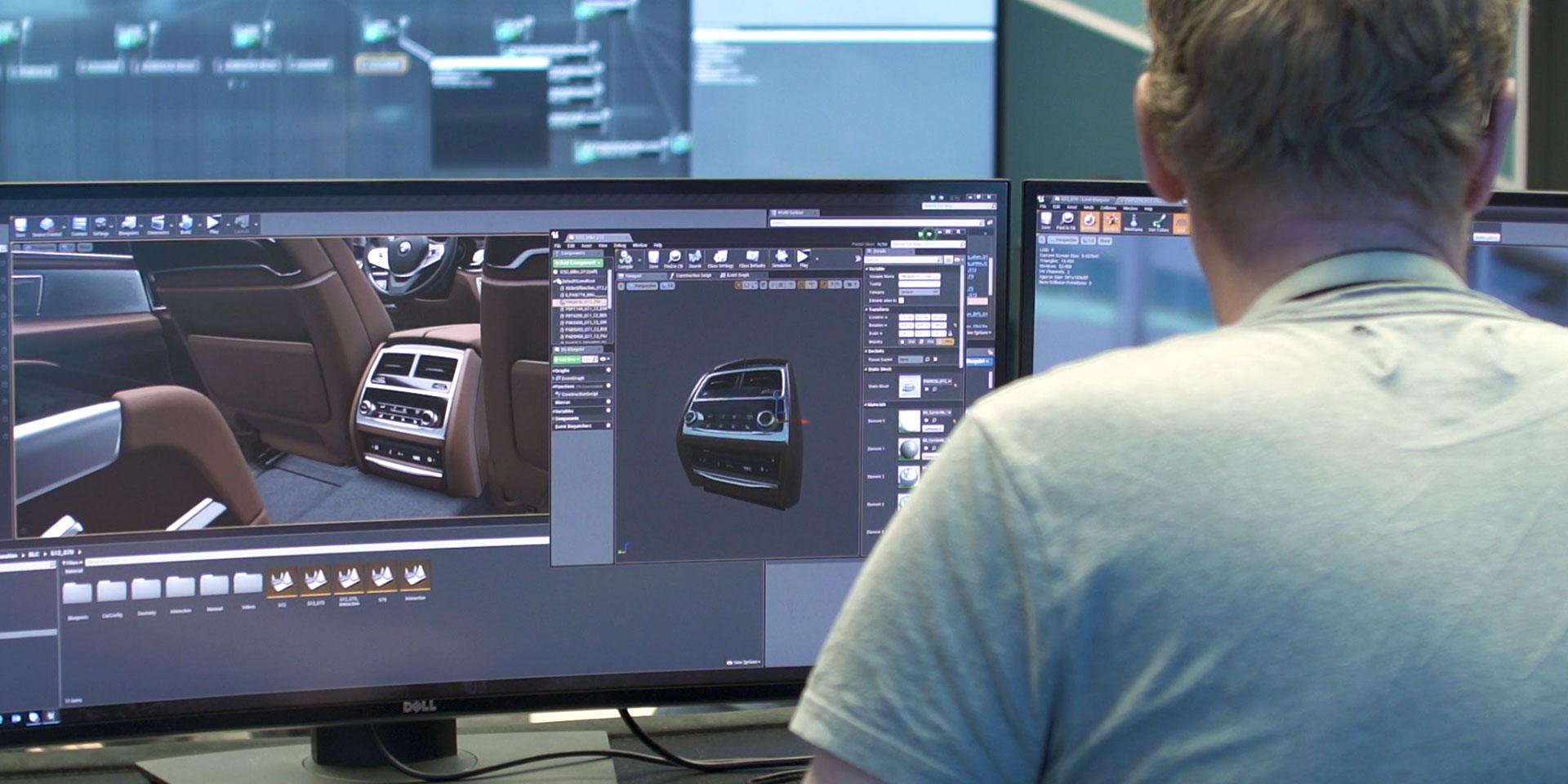VR を使ったリアルタイム コラボレーションがデザインに大変革をもたらす