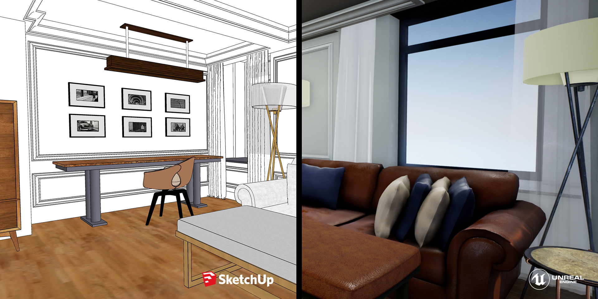 Sketchup Unreal Engine Unreal Studio Your Design Potential Realized Unreal Engine