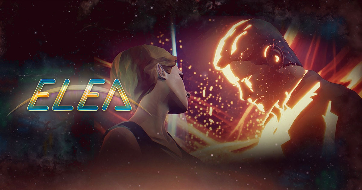 A two person team brings the immersive world of Elea to life
