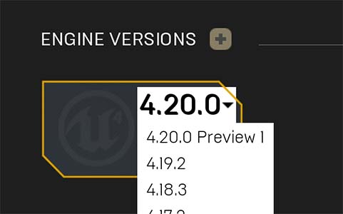 Unreal Engine 4 20 Preview Available