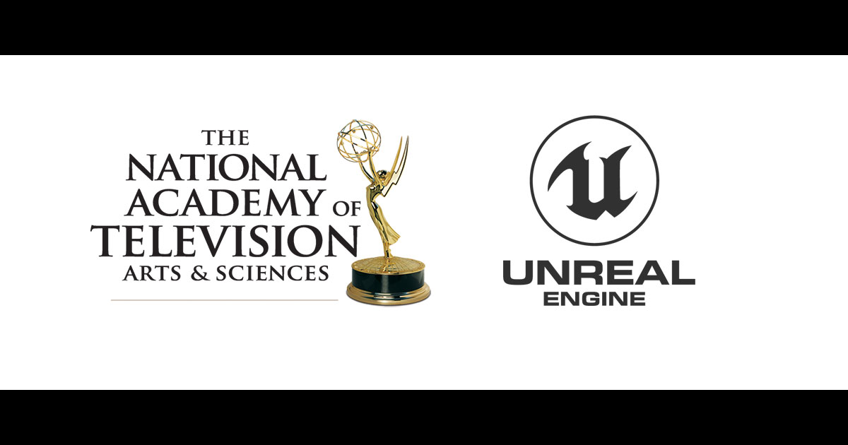 unreal engine wins technology engineering emmy for animation