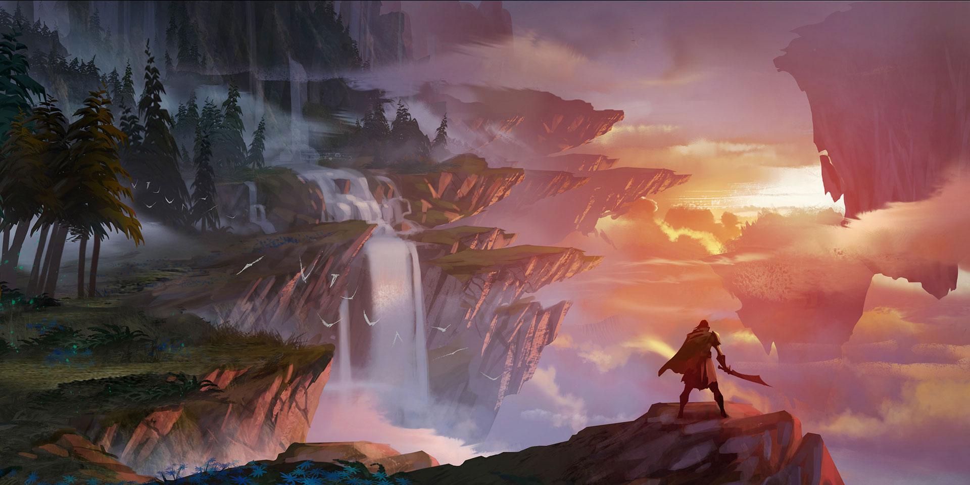 仲間と一緒に巨獣と戦う co-op アクションゲーム『Dauntless』
