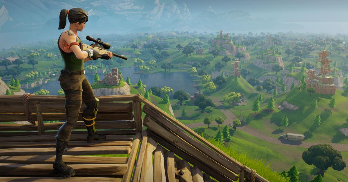 Unreal Engine Improvements For Fortnite Battle Royale