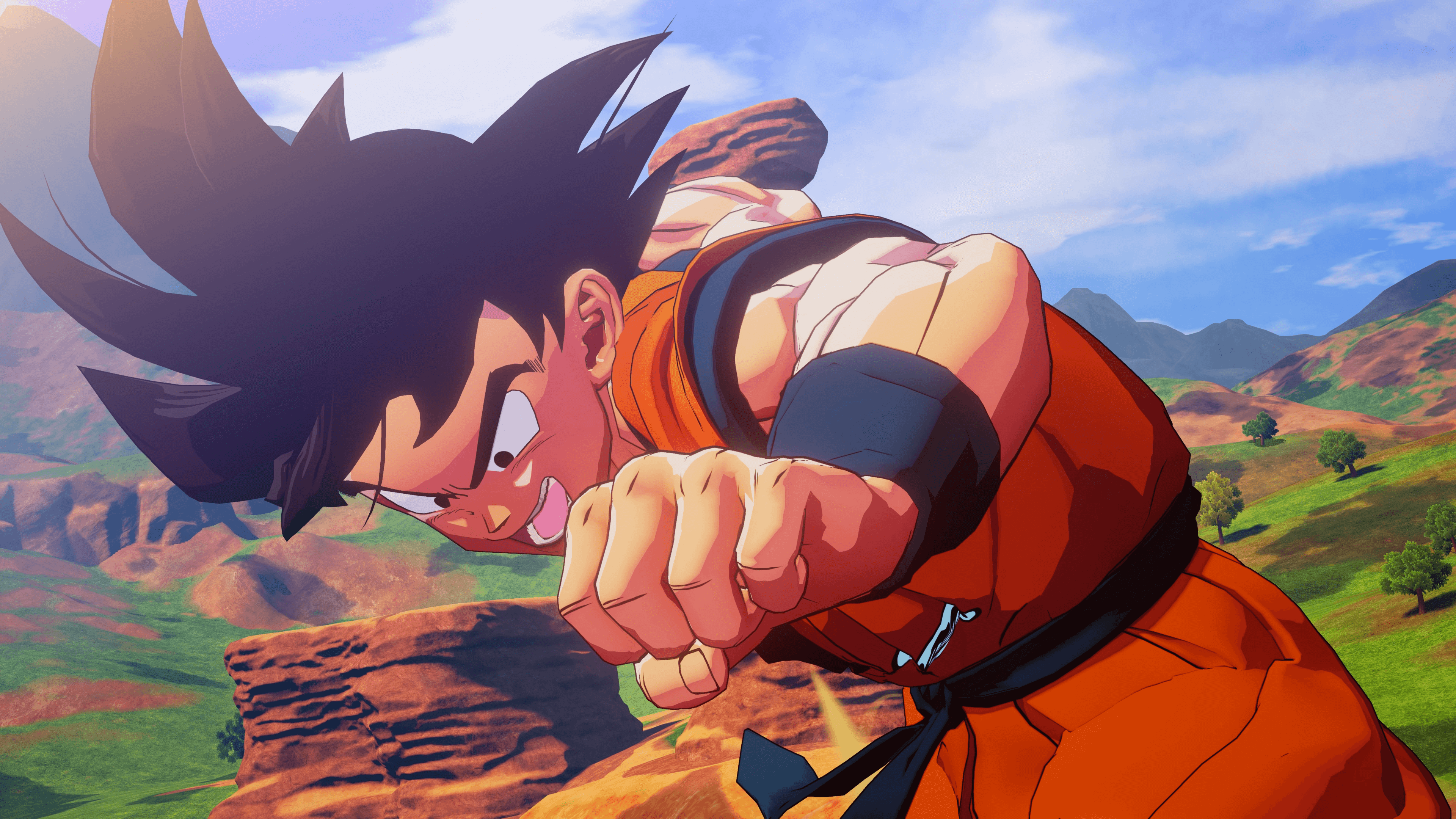 CyberConnect2 shares how its artists faithfully recreated the Dragon Ball Z universe in 3D