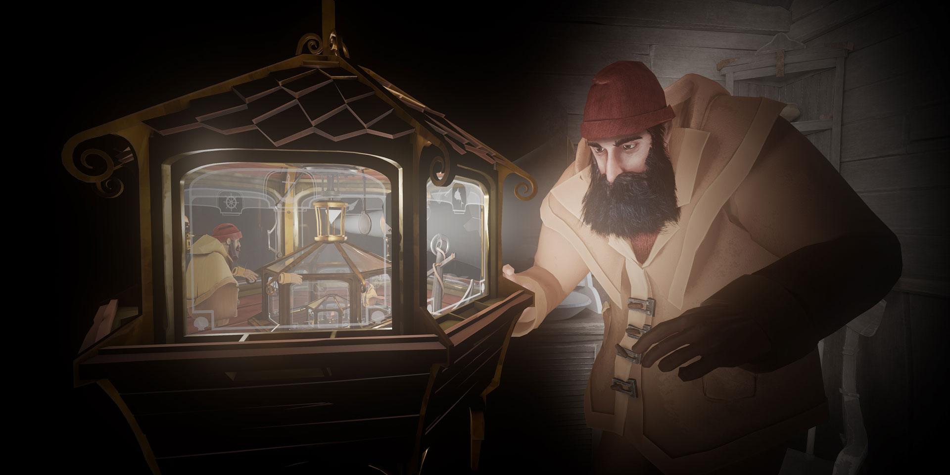 Exploring A Fisherman's Tale - One of VR's most polished