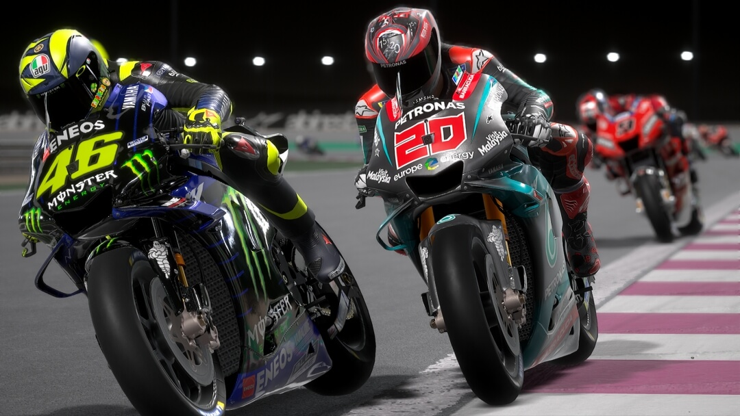 MotoGP 19 - A lovingly crafted motorcycle racing experience