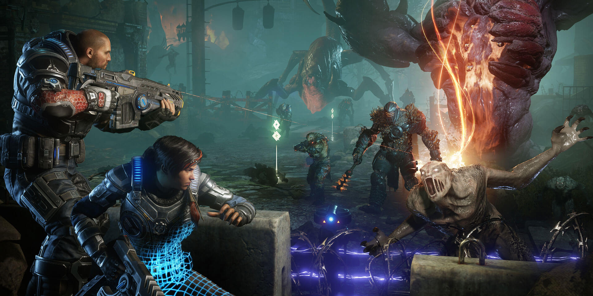 The Coalition Dives Deep Into The Tech Of Gears 5