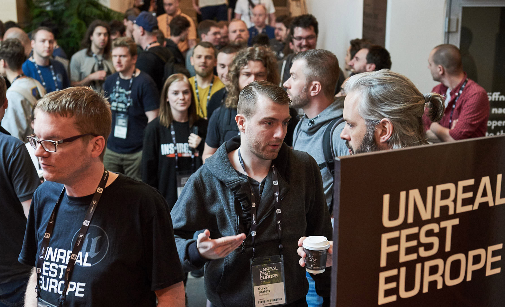 Unreal Fest Europe 2019 in Prague, April 10-11