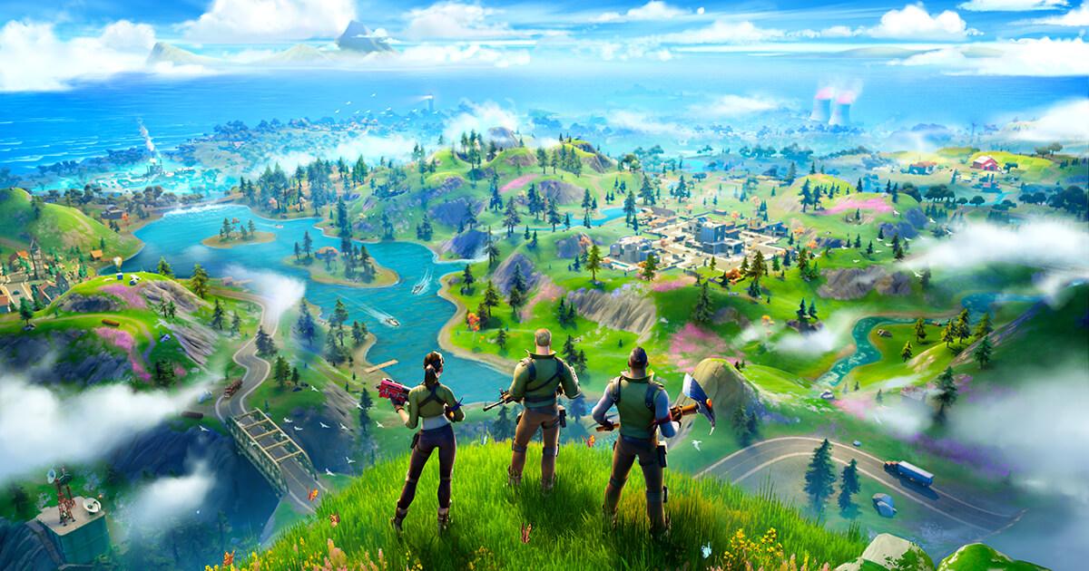 Game Engine | Build Multi-Platform Video Games - Unreal Engine