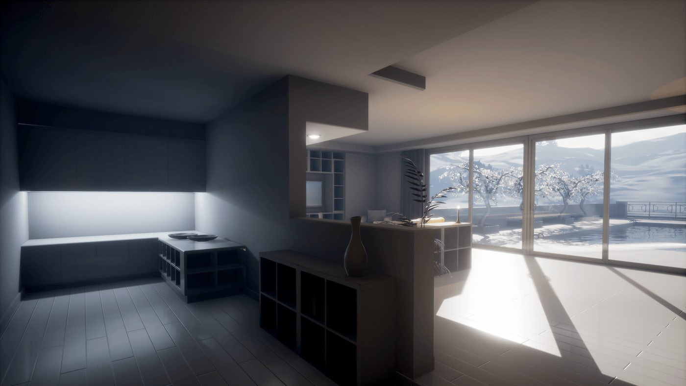 Lighting The Environment Unreal Engine Documentation