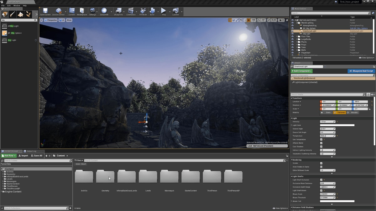 Unreal Engine 4 Documentation Unreal Engine Documentation