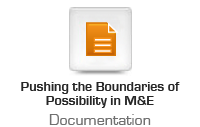 Pushing the Boundaries of Possibility in M&E
