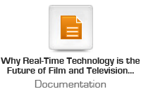 Why Real-Time Technology is the Future of Film and Television Production