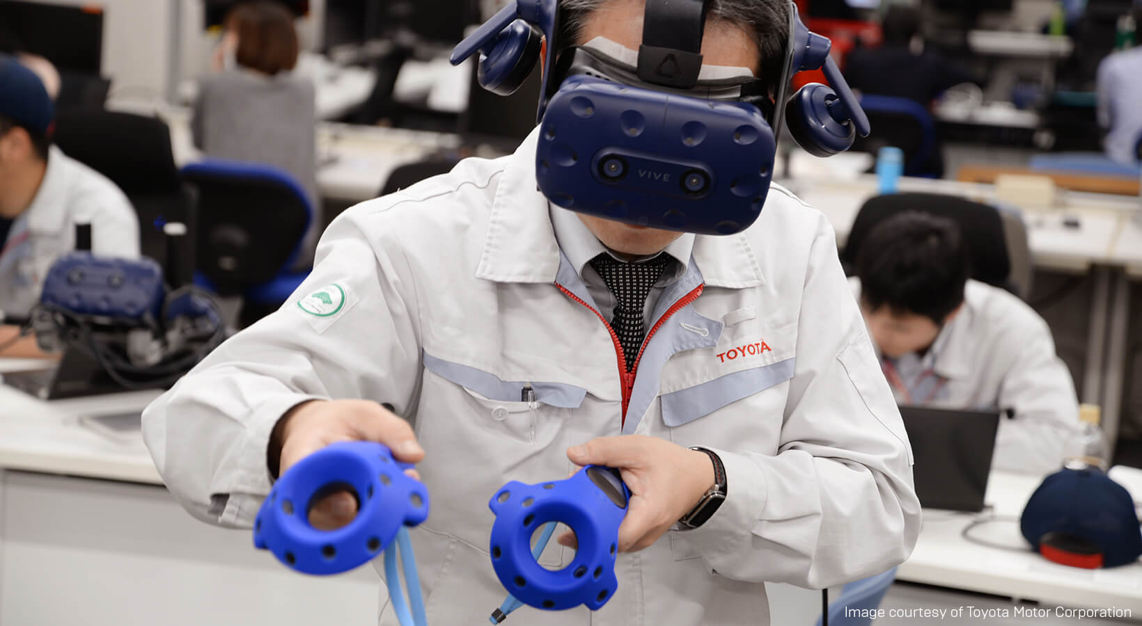 Toyota evaluates vehicle ergonomics utilizing VR and Unreal Engine