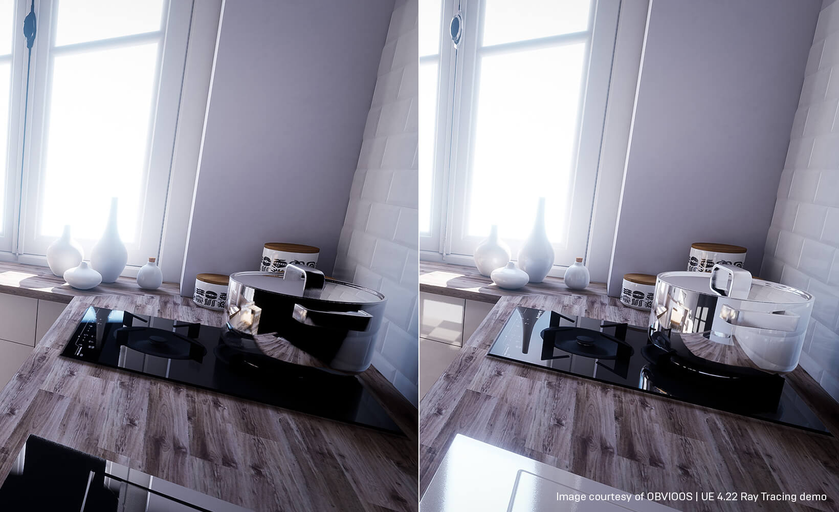 Real Time Ray Tracing In Unreal Engine Part 2 Architectural Visualization Unreal Engine