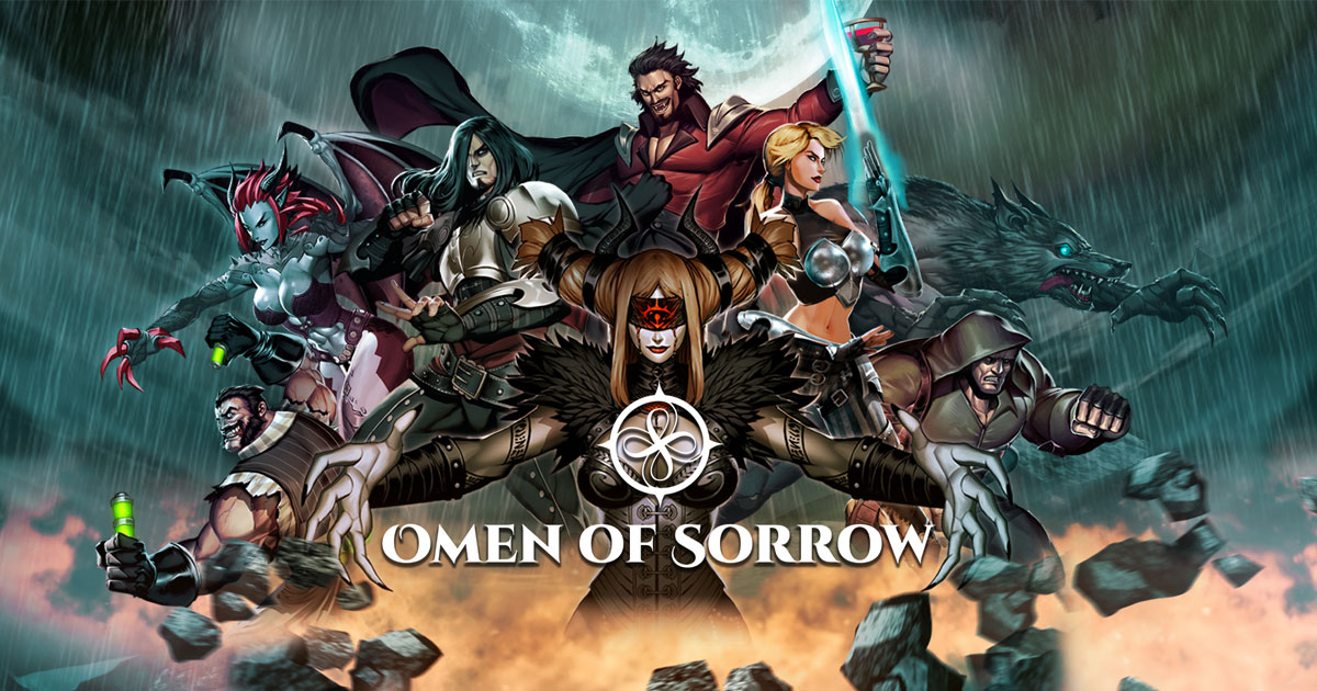 Omen of Sorrow Proves That a Small Indie Developer Can Make
