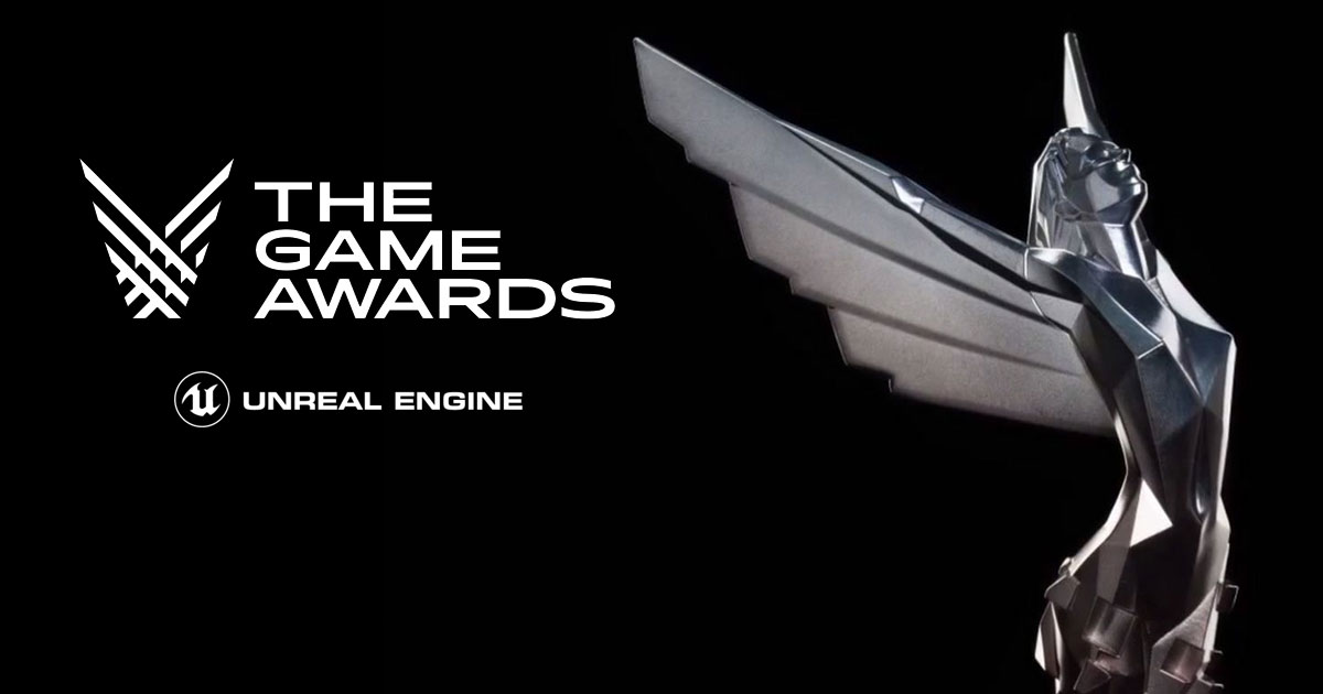 Unreal Engine Developers Shine at The Game Awards 2018