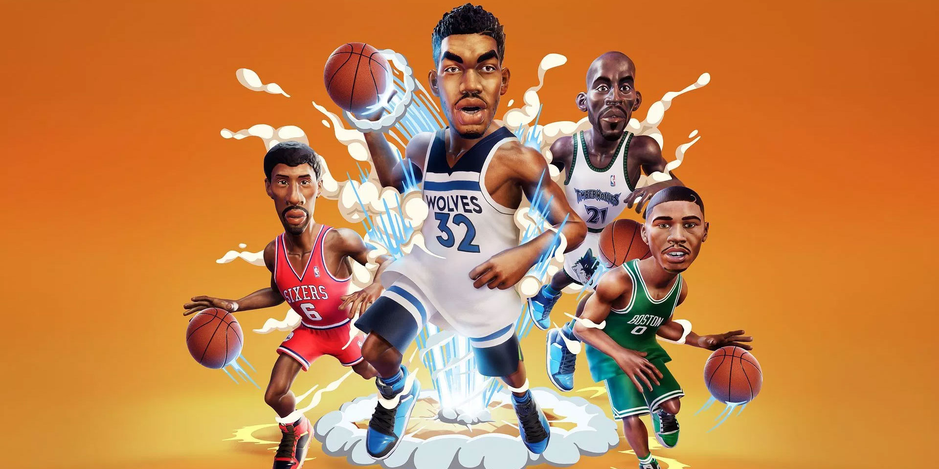 How Nba 2k Playgrounds 2 Revamps The Old School Arcade Basketball