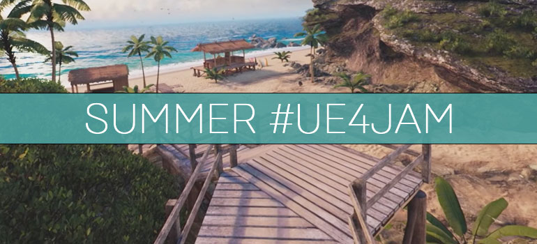 UnrealEngine%2Fblog%2Fmake-great-games-win-great-prizes-join-our-summer-game-jam%2FSummerUE4Jam_770-770x350-96c85d24f9d47a02f8b1e8ae580611b6f6b34533
