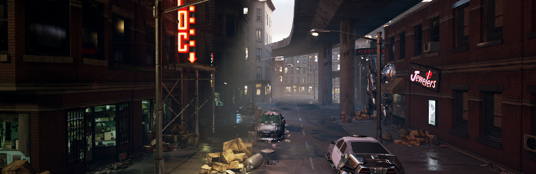 Unreal Engine 4.14 Preview 1 Released