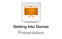 Getting Into Games: From One Student To Another