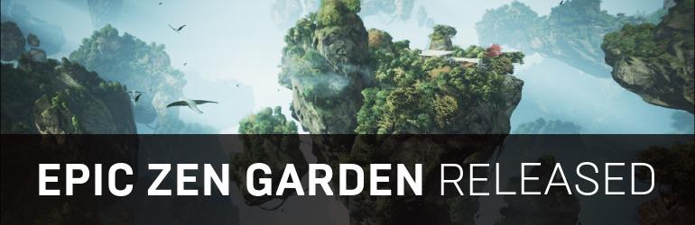 Epic Zen Garden Released
