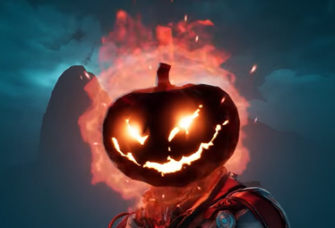 Unreal Tournament Halloween Thumbnail