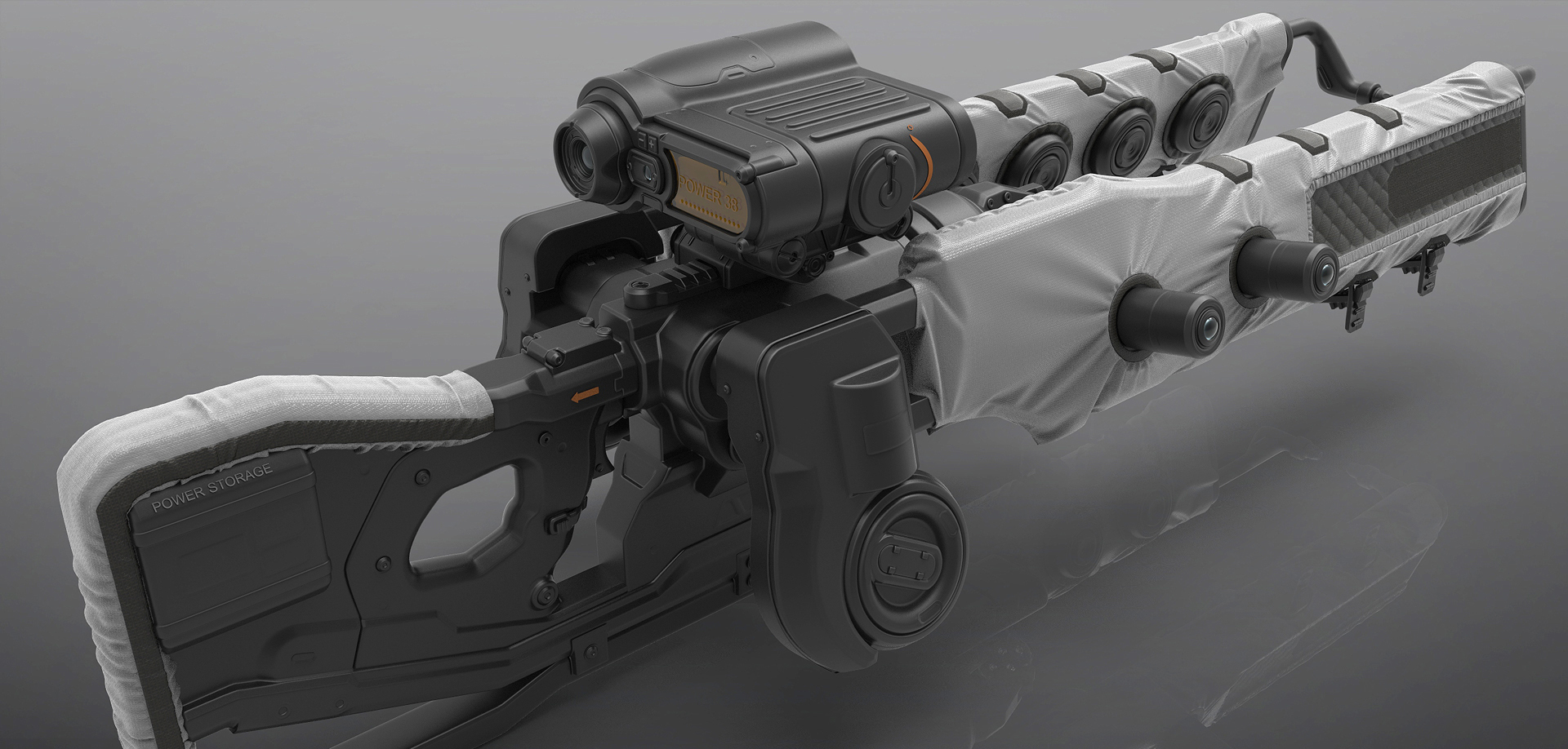 Lightning Rifle