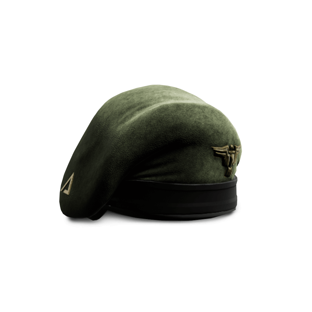 Thundercrash Beret