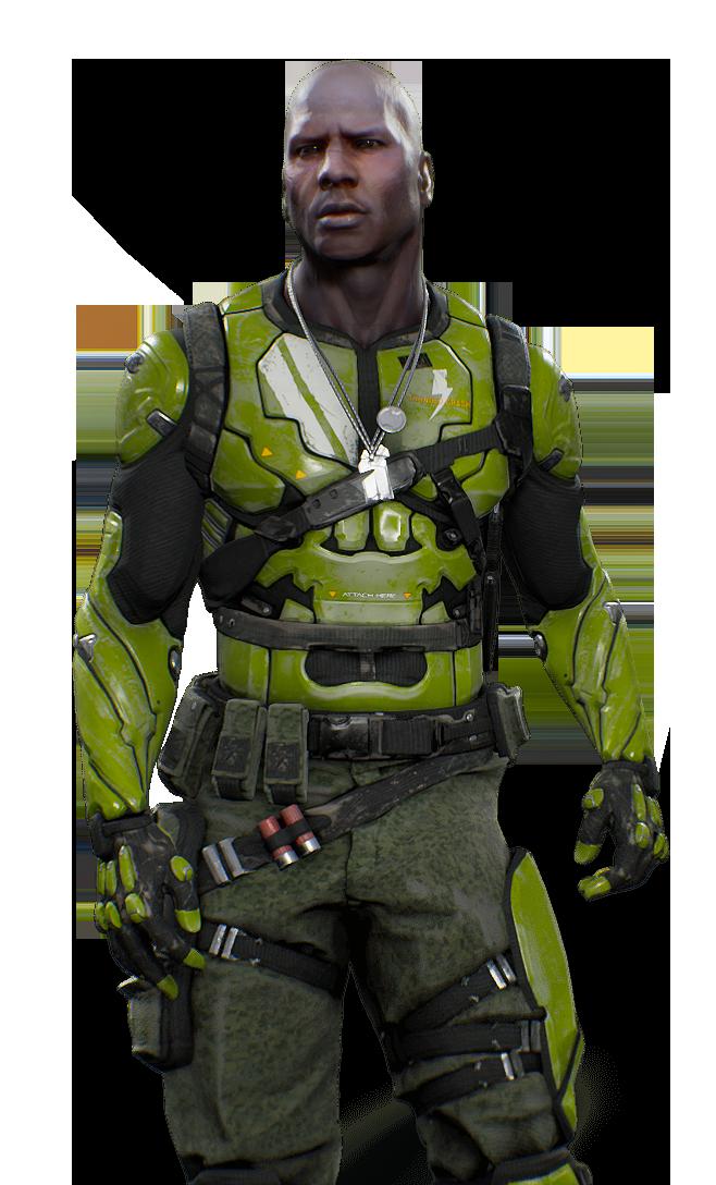 Taye - Thundercrash Armor