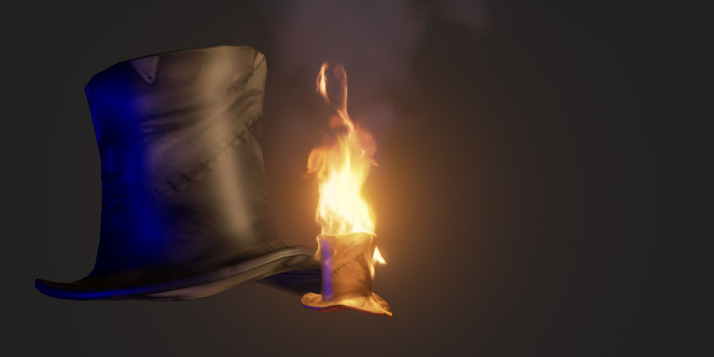 Create a Taunting Fire Hat