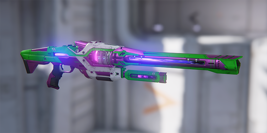 Customize Weapon Appearance