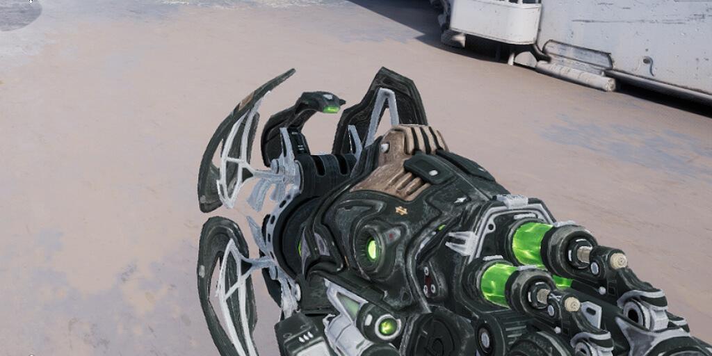 GES Bio Rifle