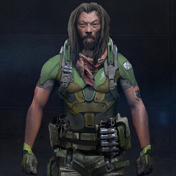 Character Design Unreal 4 : Unreal tournament the development