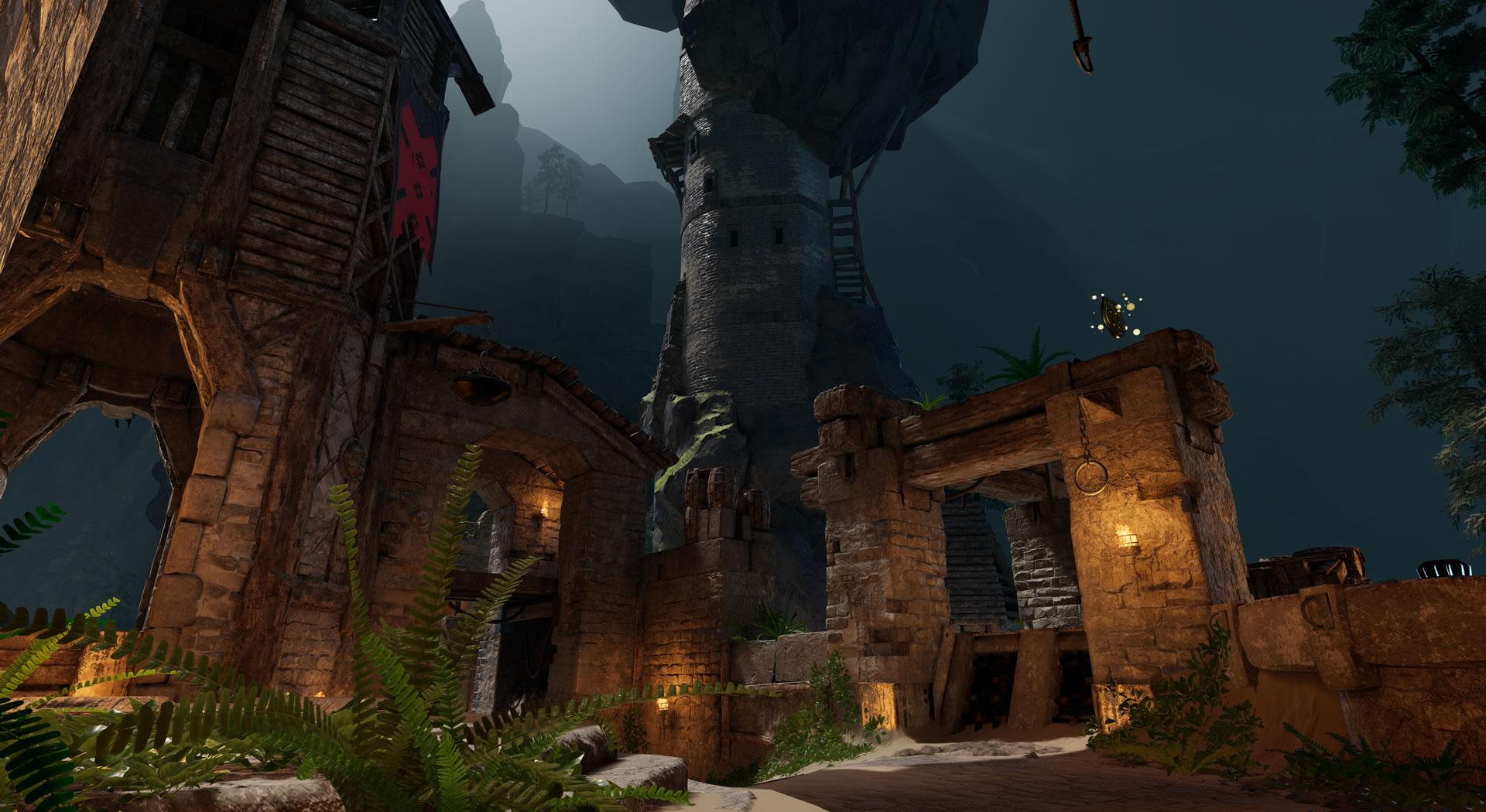 Unreal Tournament - 'Underland' Trailer 2